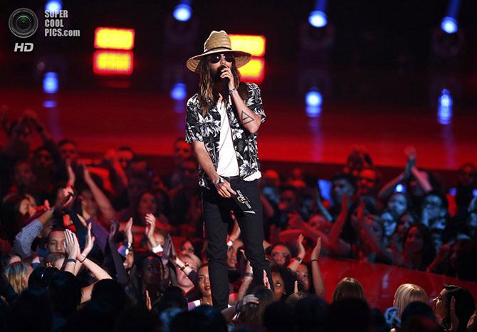 Как прошла 23-я церемония вручения премии MTV Movie Awards