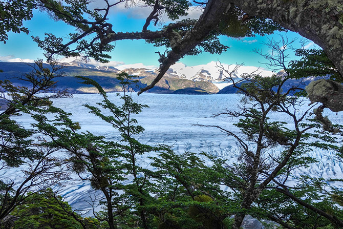 Путешествие в Патагонию