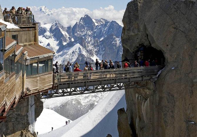 Самые страшные мосты мира