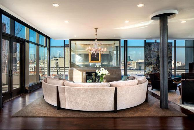 Как выглядит пентхаус Джон Бон Джови за $37 500 000