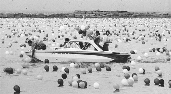 В 1986 году на Кливленд