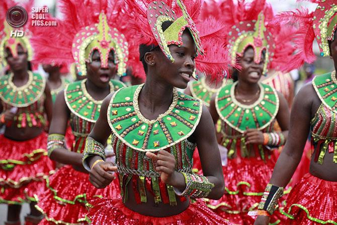 Как праздновали международный день танца