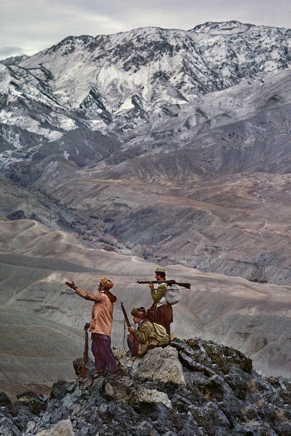 Афганистан в объективе Стива Мак-Карри