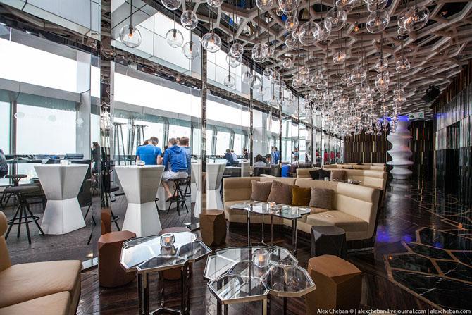 Самый высокий бар в мире