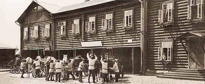 Пожарное дело в России