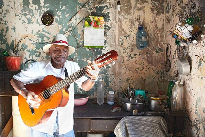 Кухни счастливых кубинцев