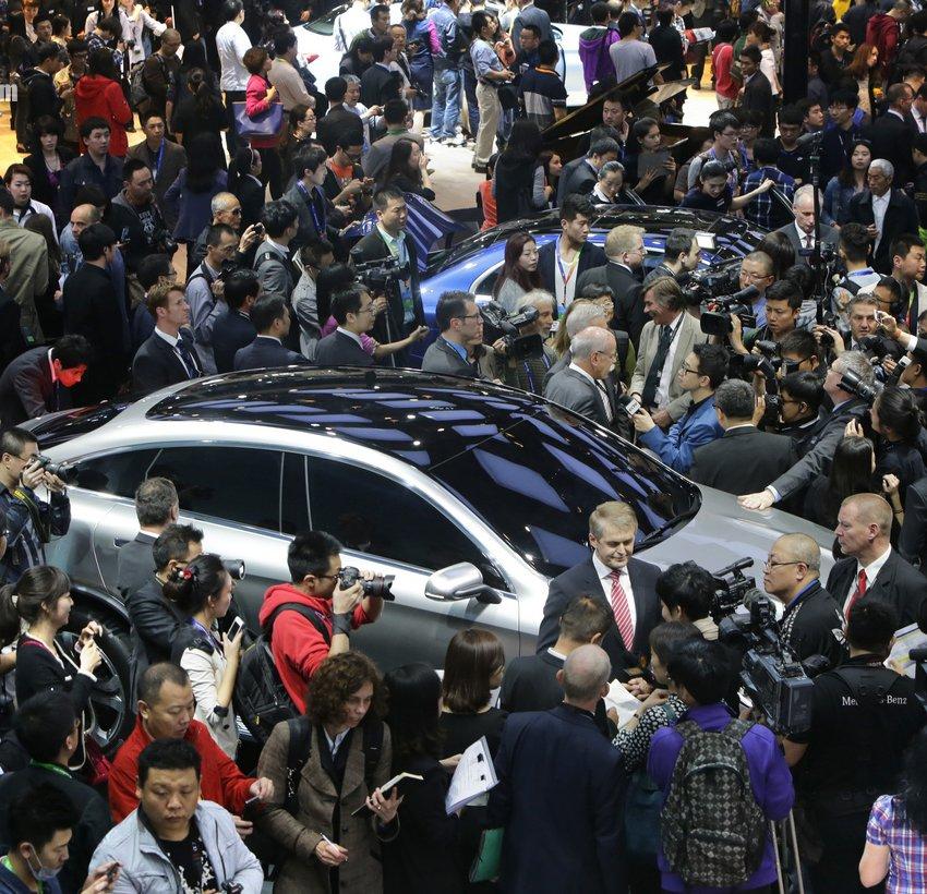 Пекинский автосалон-2014