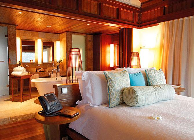 Отель на Сейшелах