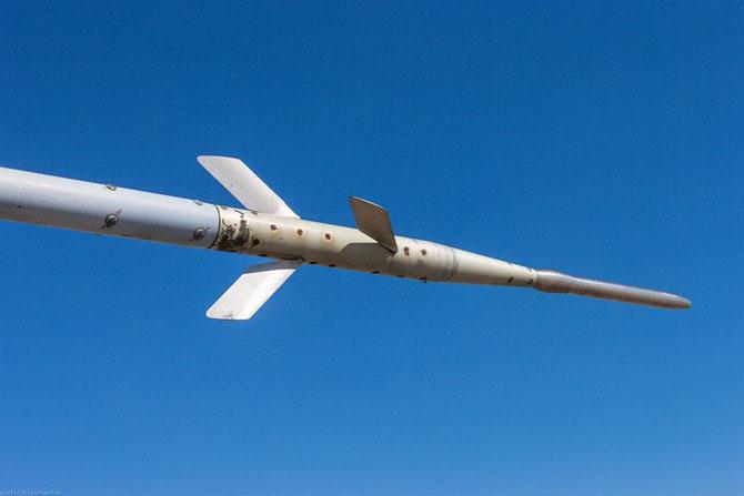 МиГ-21 крупным планом