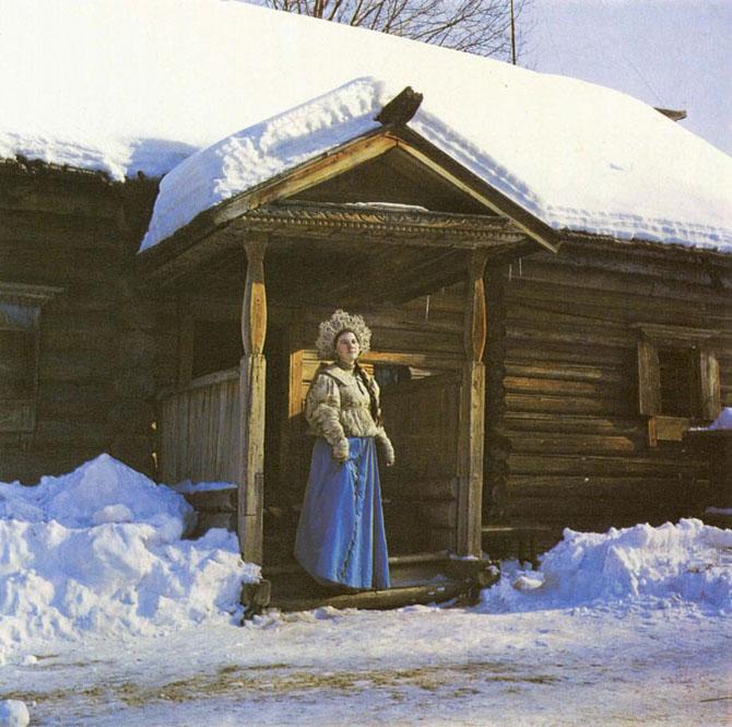 7 чистых образов русской женщины