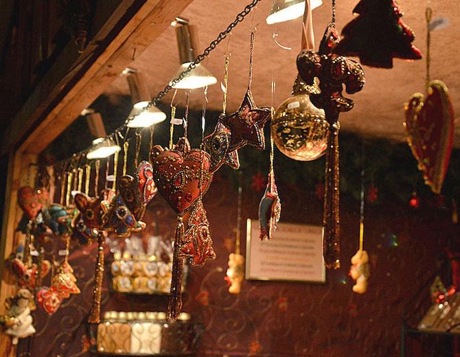 Прогулка по рождественской Вене