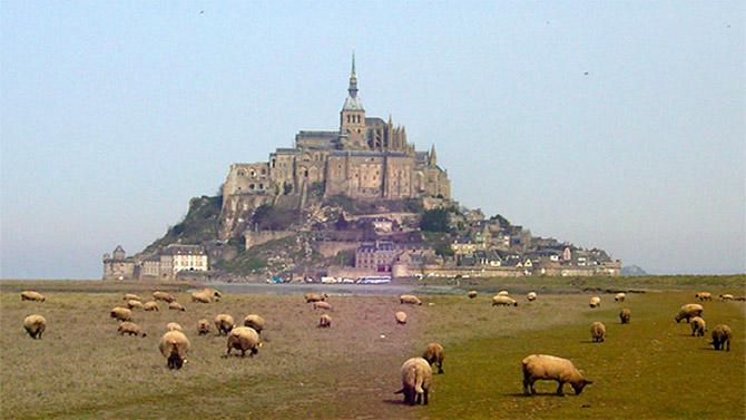25 красивейших мест, где вам никто не помешает
