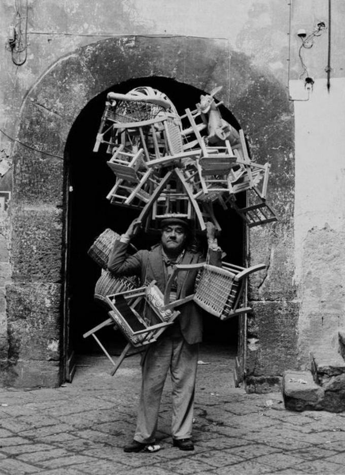 Классик фотографии Ferdinando Scianna