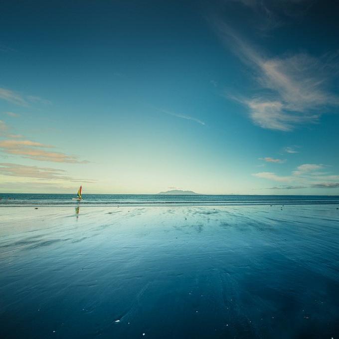 Океанские пейзажи Andrew Smith