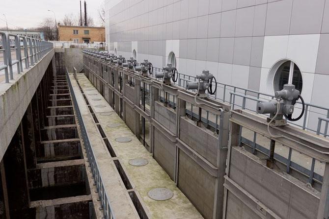Как очищают сточную воду в Москве
