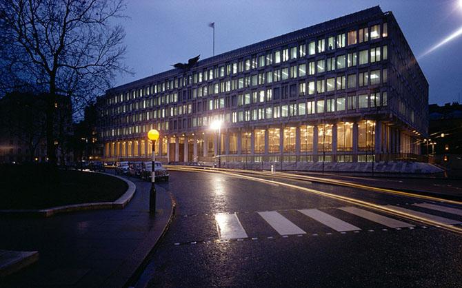 Архитектор Ээро Сааринен