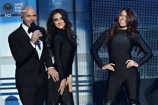 Как прошла церемония вручения премий American Music Awards 2013
