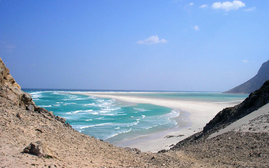Остров Галапагос в Индийском океане