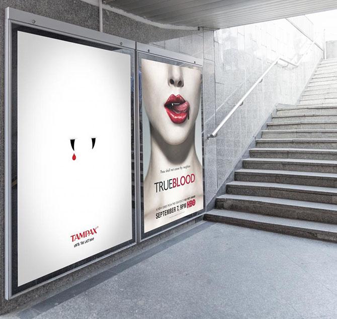 Лучшая наружная реклама осени 2013