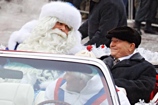 7 главных вопросов Деду Морозу