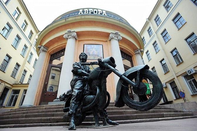 7 памятных мест Виктору Цою