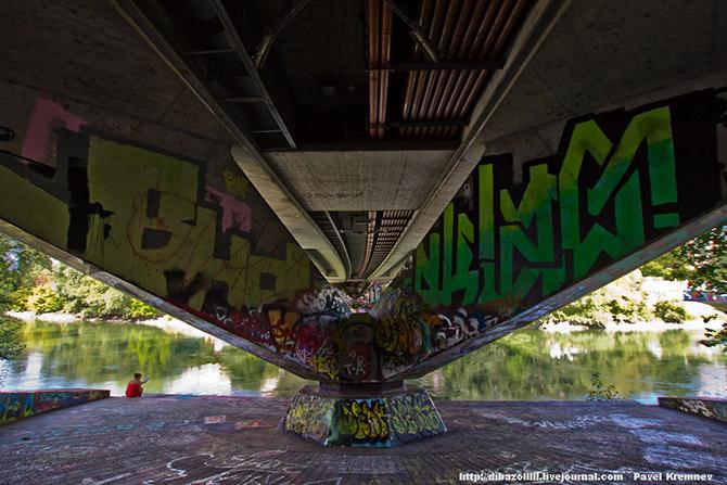 Прогулка по нетуристической Вене