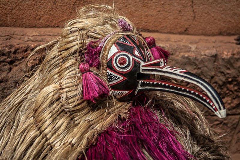 Фестиваль Масок в Буркина-Фасо (15 фото)