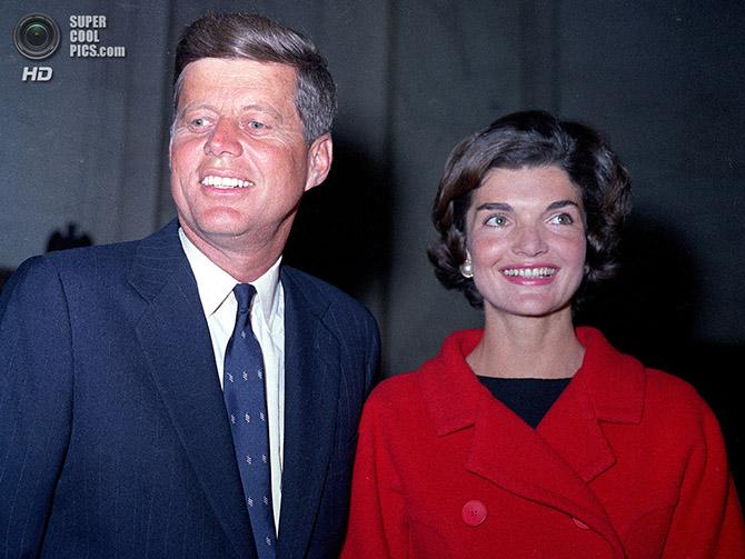 Жизнь и смерть Джона Ф. Кеннеди