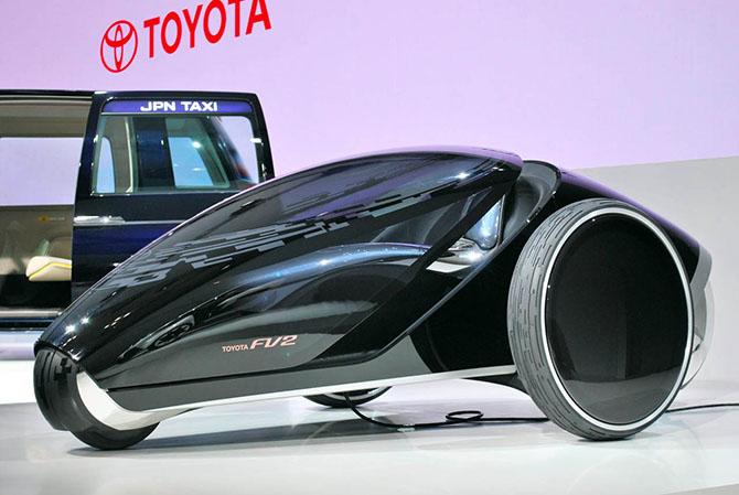 Первые концепты автосалона Tokyo Motor Show 2013