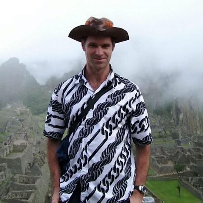 Турист скитался по миру 23 года