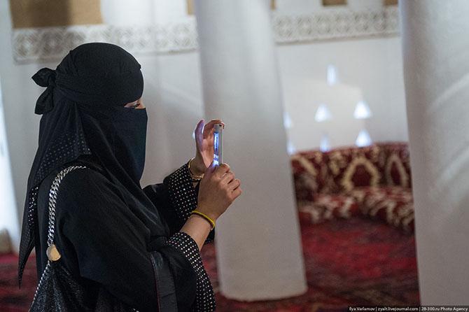 Как живут женщины в Саудовской Аравии