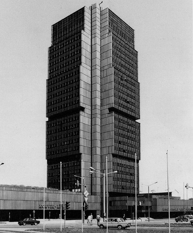 Фантастические сооружения советской архитектуры