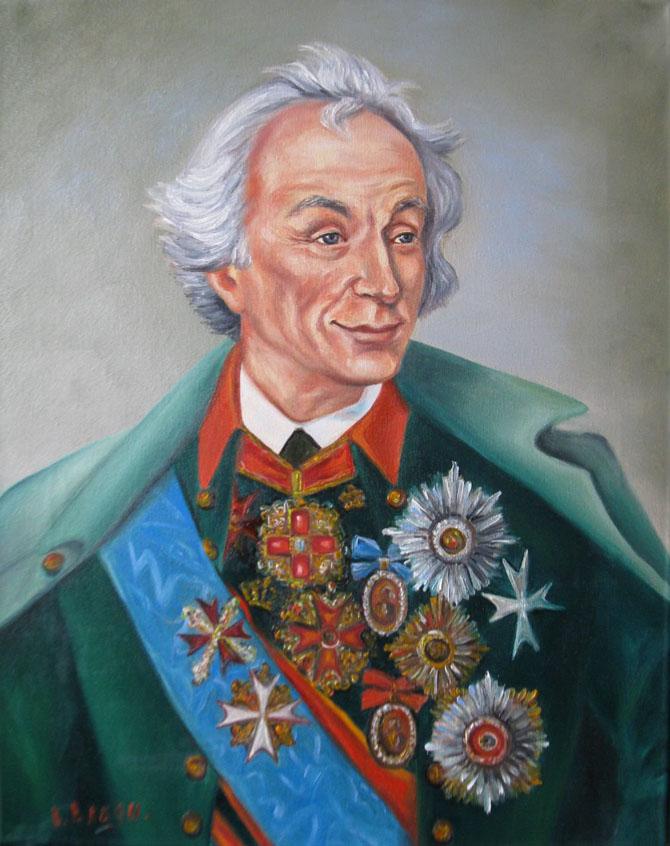 7 малоизвестных фактов об Александре Суворове