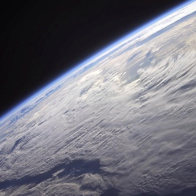 Фотографии с борта МКС