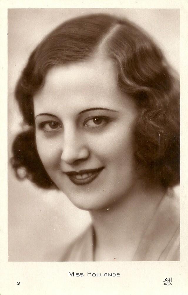 Ретрокрасавицы с конкурса «Мисс Европа — 1930»
