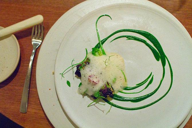 Чем удивляют в лучшем ресторане мира