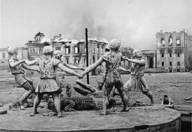 Малоизвестные фото войны