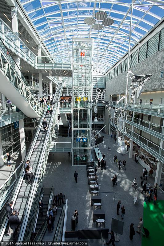 Цюрих: город и аэропорт