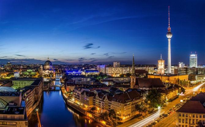 Города, которые нужно увидеть хотя бы раз в жизни