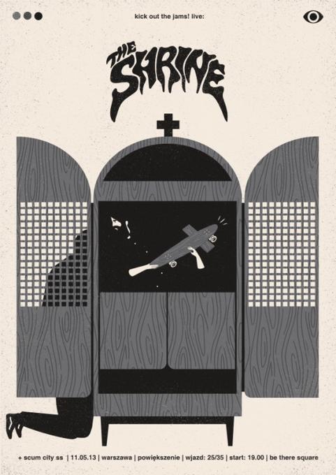 Музыкальные постеры Dawid Ryski