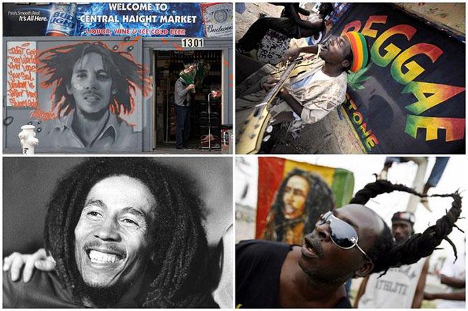 В память о Бобе Марли