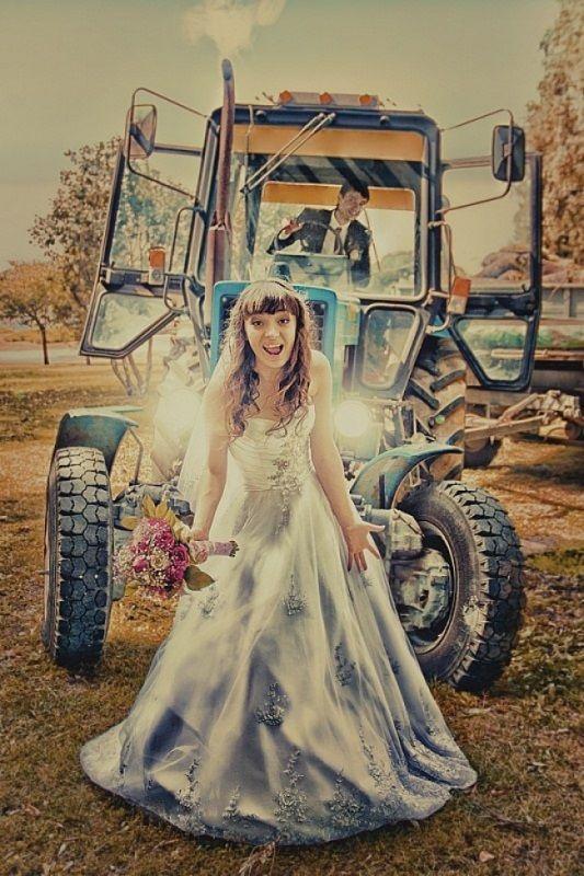 Как не нужно фотографировать свадьбу (29 фото)