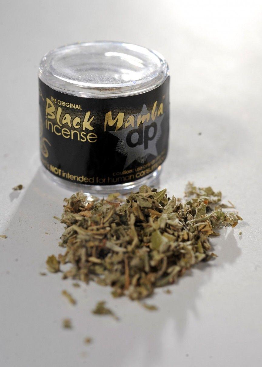 Черная мамба смесь курительная