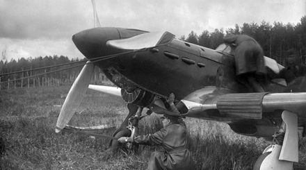 Летчики - герои Великой Отечественной войны (8 фото)