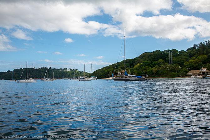 Путешествие на островное государство Вануату