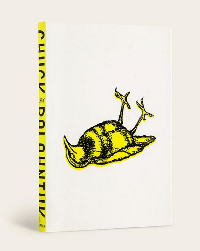 Обложки для книг Чака Паланика