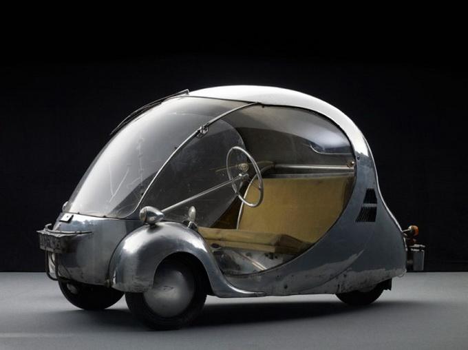 Выставка концепт-каров в Атланте