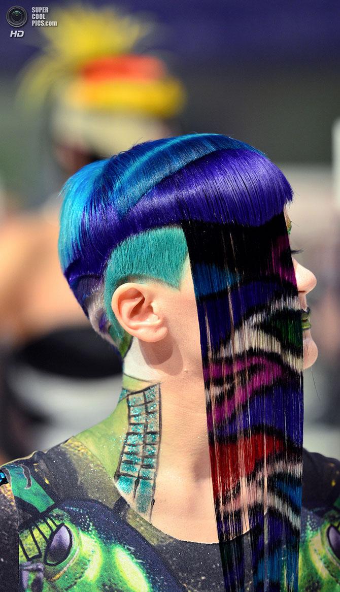Парикмахерский Кубок Мира OMC Hairworld 2014