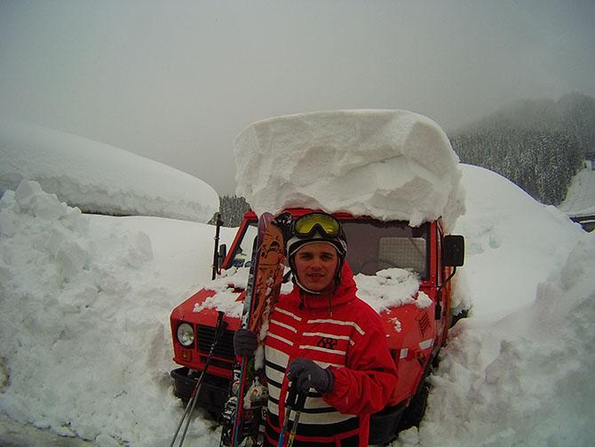 Чарующие Альпы