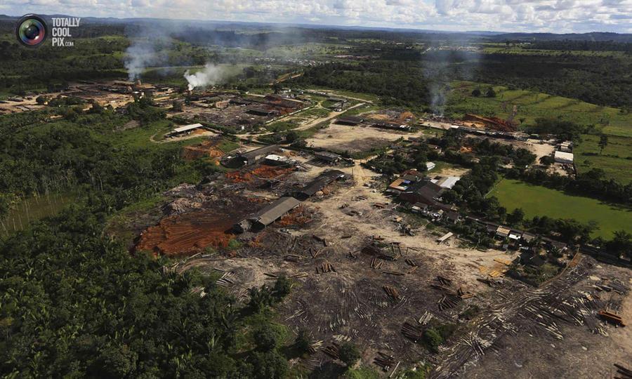 Амазонка – от рая до ада